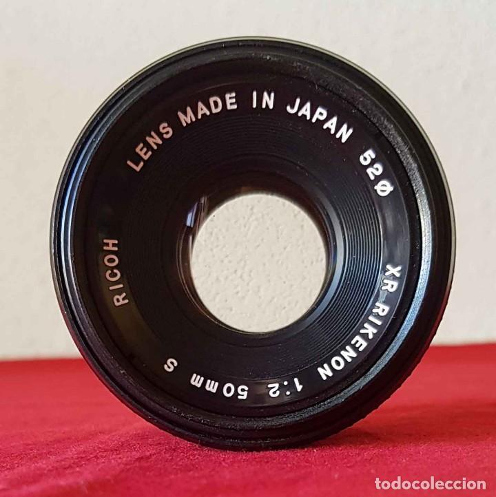 Cámara de fotos: OBJETIVO RIKENON XR 2 / 50 mm, bayoneta para Pentax, Ricoh, Cosina - Foto 4 - 198340515