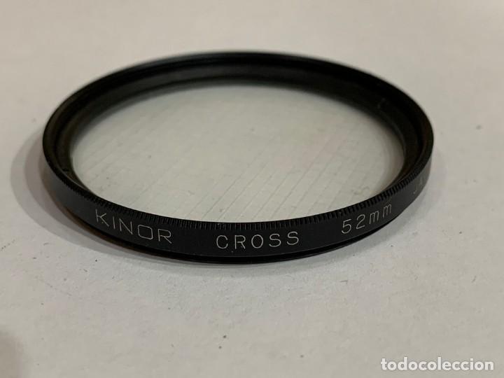 NIKON FILTRO 52MM CROSS (Cámaras Fotográficas Antiguas - Objetivos y Complementos )