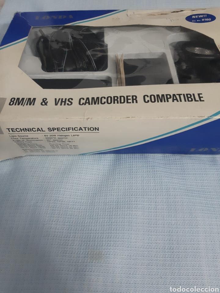 Cámara de fotos: FLASH Y 2 CARGADORES MARCA LONDA - Foto 4 - 199415991
