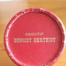 Cámara de fotos: LENTE DE BENOIST BERTHIOT. Lote 199513136