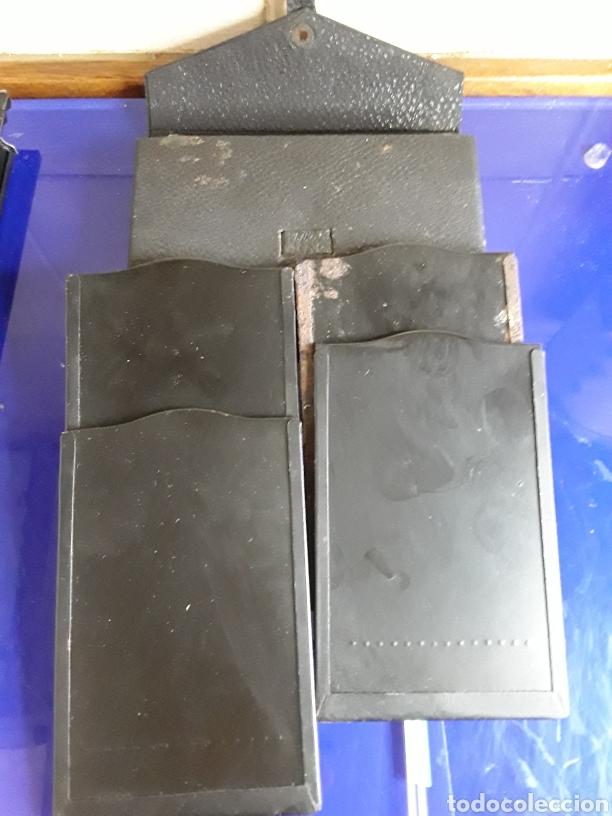 Cámara de fotos: Lote de de chasis porta placas de varios tamaños y estilos - Foto 5 - 199702030