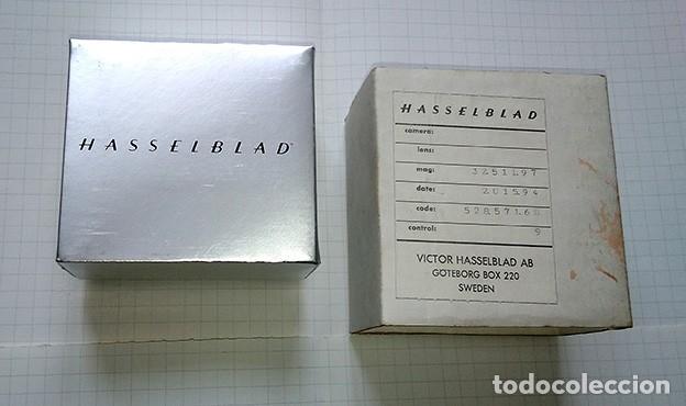 Cámara de fotos: Hasselblad box Film Magazine A12. Empty box. Solo la caja - Foto 3 - 200568732