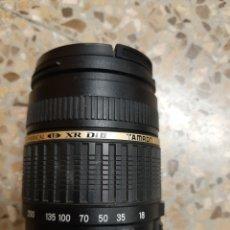 Appareil photos: OBJETIVO TAMRON PARA CANON 18-200 MM ( NO ENFOCA). Lote 200859353