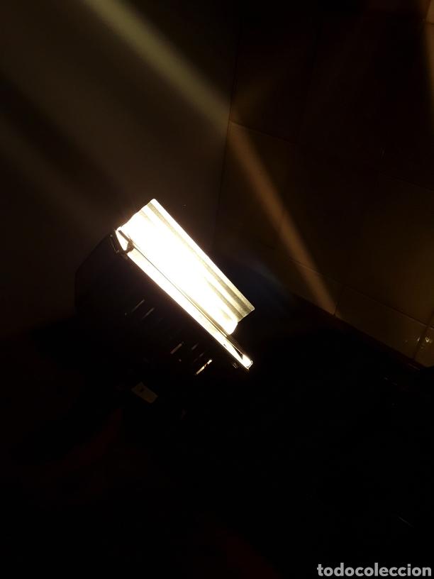 Cámara de fotos: Antiguo flash profesional con estuche y funcionando - Foto 6 - 201344807