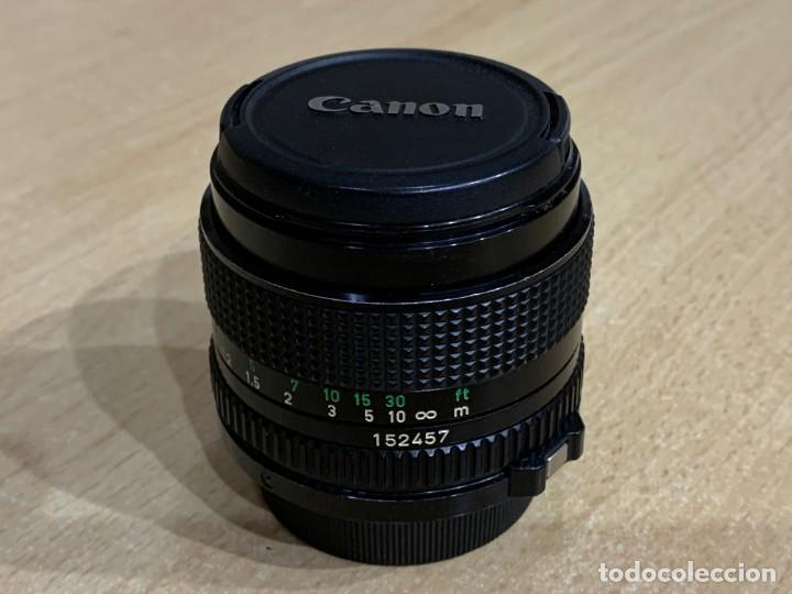 Cámara de fotos: CANON 50MM 1.4 MONTURA FD - Foto 6 - 202299738