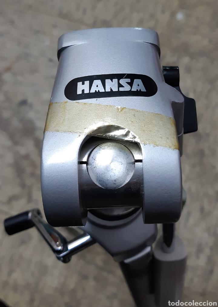Cámara de fotos: Tripode hansa - Foto 3 - 202340280