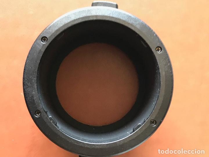 Cámara de fotos: Olympus FS-FR-1 anillo adaptador para flash. Flash Adapter Ring 9 para objetivo Zuiko Digital ED50 M - Foto 2 - 202642746