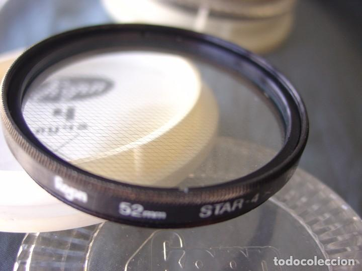 Cámara de fotos: Tres filtros de efectos rosca 52 mm. - Foto 5 - 202781131