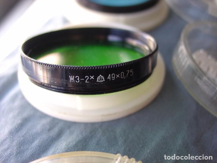 Cámara de fotos: Tres filtros para objetivos rosca 49 mm. 0,75 - Foto 3 - 202782281