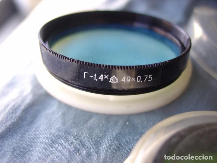 Cámara de fotos: Tres filtros para objetivos rosca 49 mm. 0,75 - Foto 4 - 202782281
