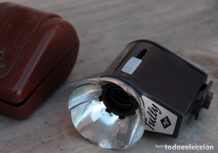 Cámara de fotos: Flash Agfa Tully de bombillas.Con Manual Instr. - Foto 2 - 203233497