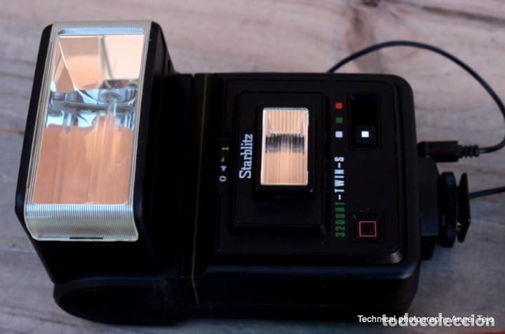 Cámara de fotos: Flash Auto y Manual.Starblitzt 3200 BT. NUEVO. - Foto 2 - 203233998