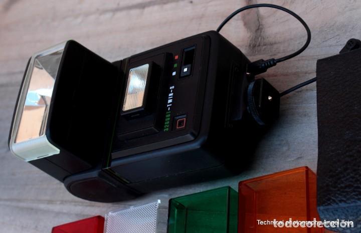 Cámara de fotos: Flash Auto y Manual.Starblitzt 3200 BT. NUEVO. - Foto 3 - 203233998