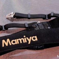 Cámara de fotos: CORREA MAMIYA RB &/, RZ&/, C330, PENTAX 6X7 Y OTRAS. Lote 203243696