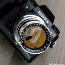 Cámara de fotos: 135 SUPER DYNAREX.VOIGTLÄNDER PARA CÁMARAS DIGITALES FUJIFILM. Lote 203272123