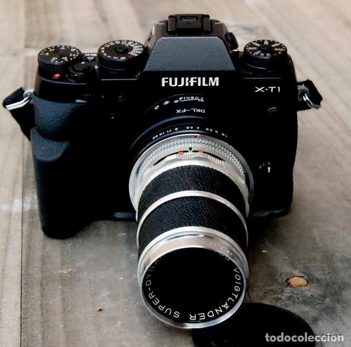 Cámara de fotos: 135 Super Dynarex.Voigtländer para Cámaras digitales Fujifilm - Foto 2 - 203272123