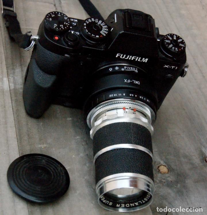 Cámara de fotos: 135 Super Dynarex.Voigtländer para Cámaras digitales Fujifilm - Foto 3 - 203272123