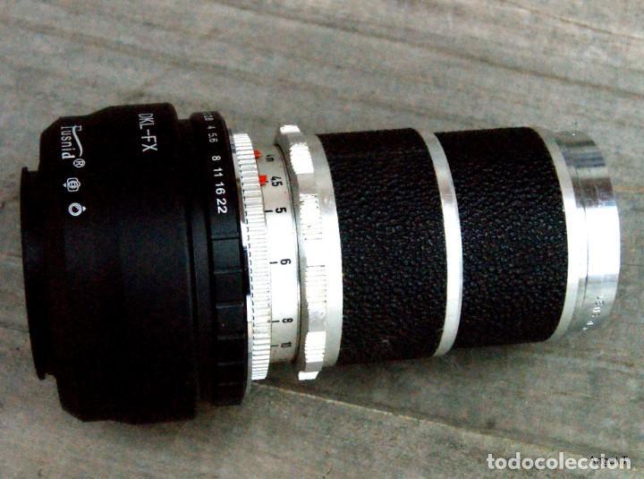 Cámara de fotos: 135 Super Dynarex.Voigtländer para Cámaras digitales Fujifilm - Foto 4 - 203272123