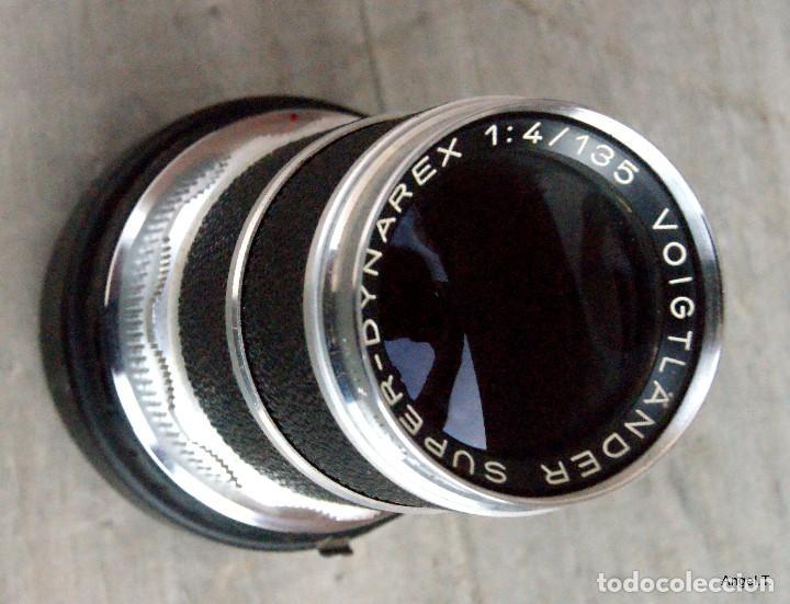 Cámara de fotos: 135 Super Dynarex.Voigtländer para Cámaras digitales Fujifilm - Foto 5 - 203272123