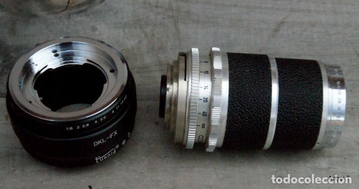 Cámara de fotos: 135 Super Dynarex.Voigtländer para Cámaras digitales Fujifilm - Foto 8 - 203272123