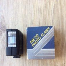 Cámara de fotos: FLASH ME-20. Lote 203539211