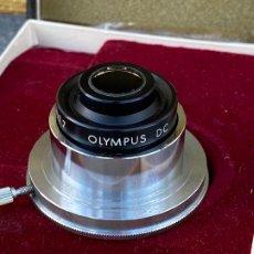 Cámara de fotos: OBJETIVO LENTE CAMARA OLYMPUS 1.33 - 1.2 EN CAJA. Lote 203790808
