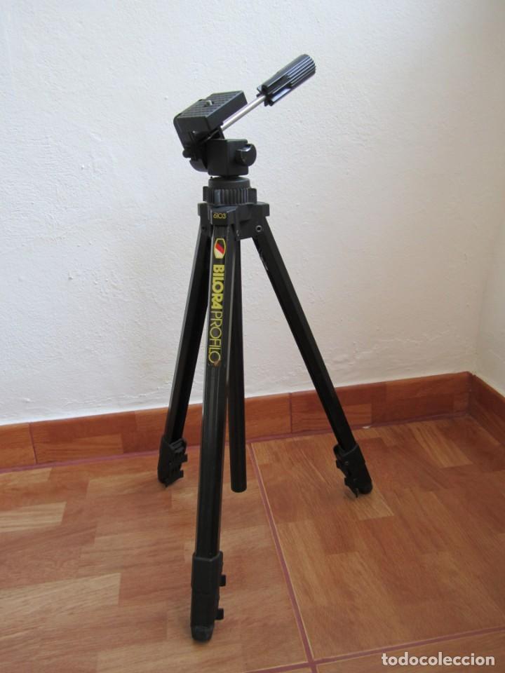 Cámara de fotos: Trípode Profesional Bilora-Profilo 6103 (ver descripción) - Foto 4 - 205264177