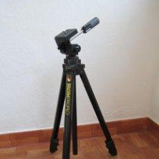 Cámara de fotos: TRÍPODE BILORA-PROFILO 6103 (VER DESCRIPCIÓN). Lote 205264177