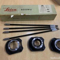 Cámara de fotos: LEICA BOOWU DIN A4 - DIN A5 - DIN A6. Lote 205354230