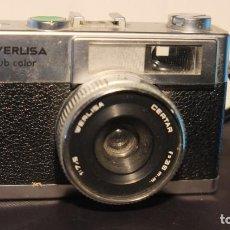 Cámara de fotos: CAMARA WERLISA CLUB COLOR. Lote 206963442