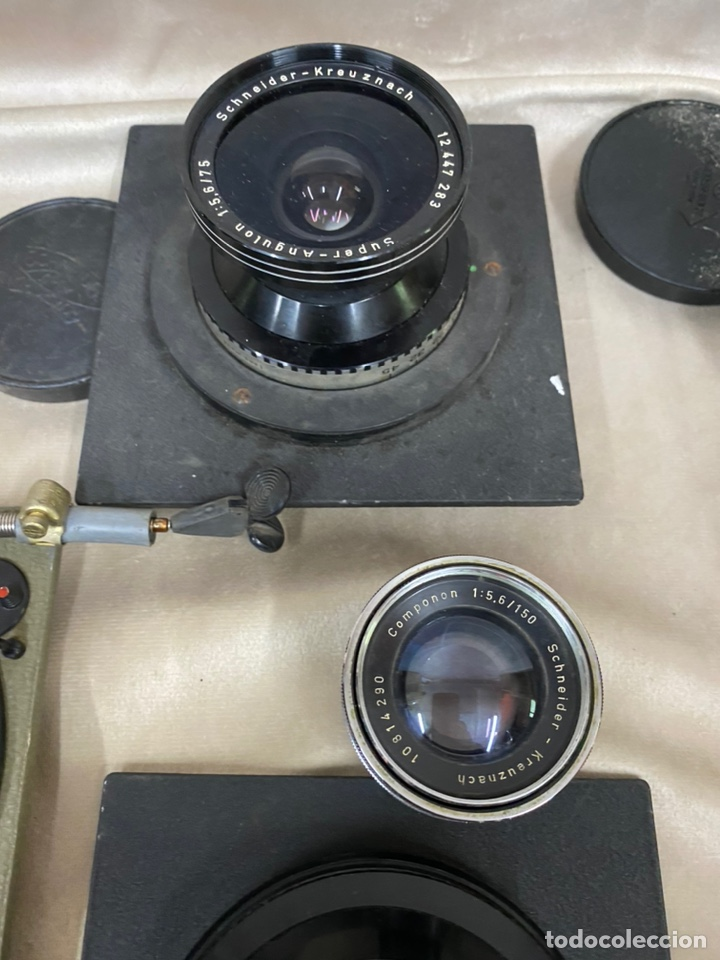 Cámara de fotos: Conjunto de objetivos camara SINAR. 11 unidades - Foto 2 - 207304531