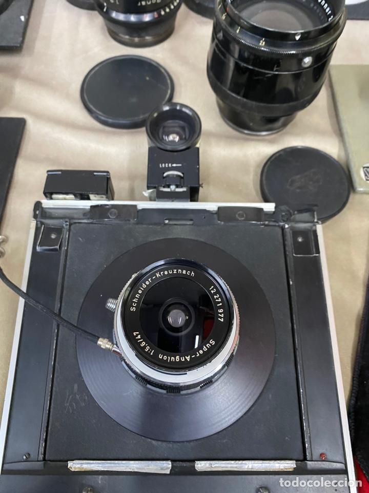 Cámara de fotos: Conjunto de objetivos camara SINAR. 11 unidades - Foto 4 - 207304531