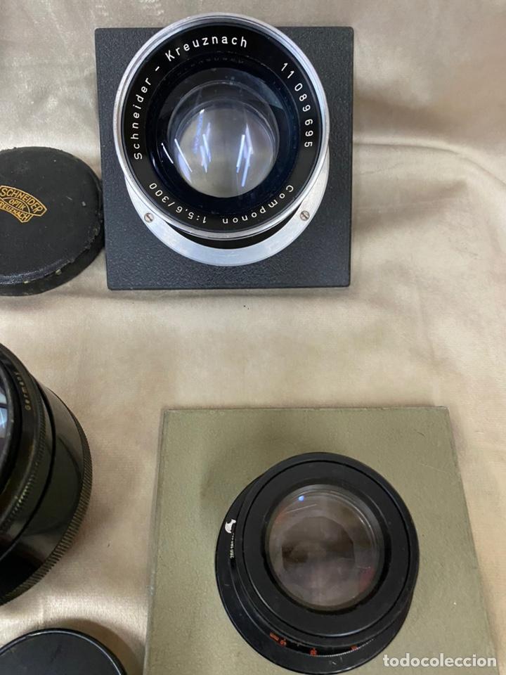 Cámara de fotos: Conjunto de objetivos camara SINAR. 11 unidades - Foto 6 - 207304531