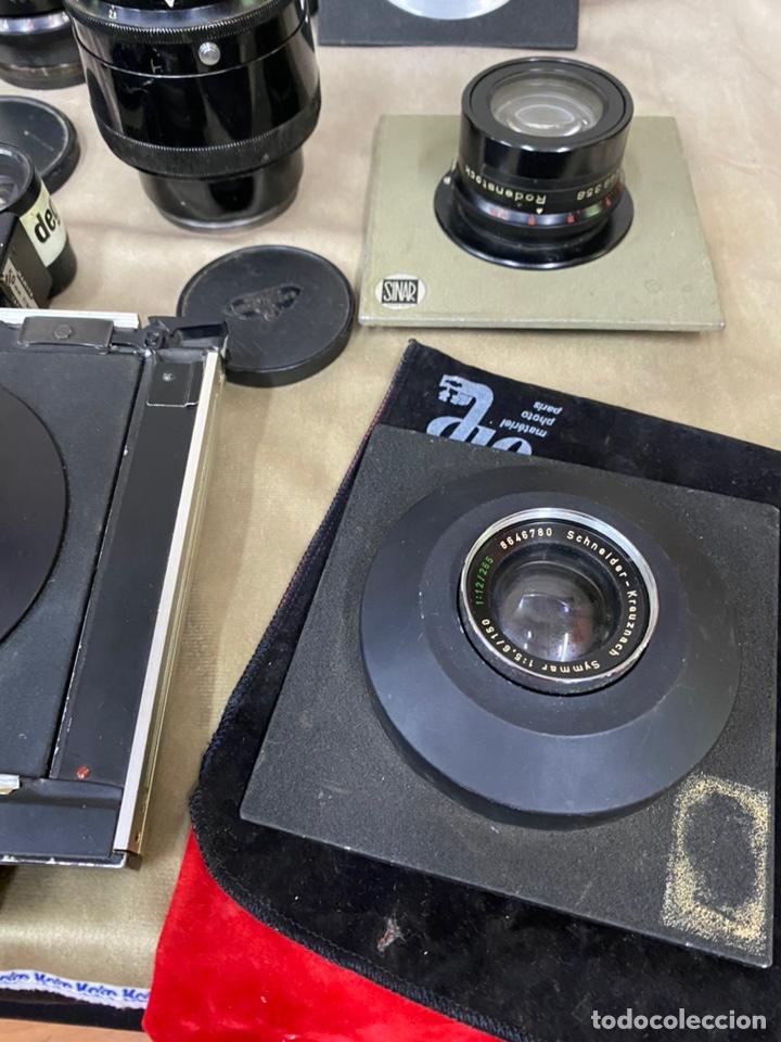Cámara de fotos: Conjunto de objetivos camara SINAR. 11 unidades - Foto 7 - 207304531