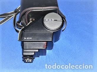 Cámara de fotos: Flash Cullmann 34 AF/N TTL - Foto 2 - 207381311