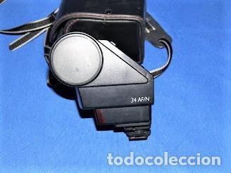 Cámara de fotos: Flash Cullmann 34 AF/N TTL - Foto 3 - 207381311