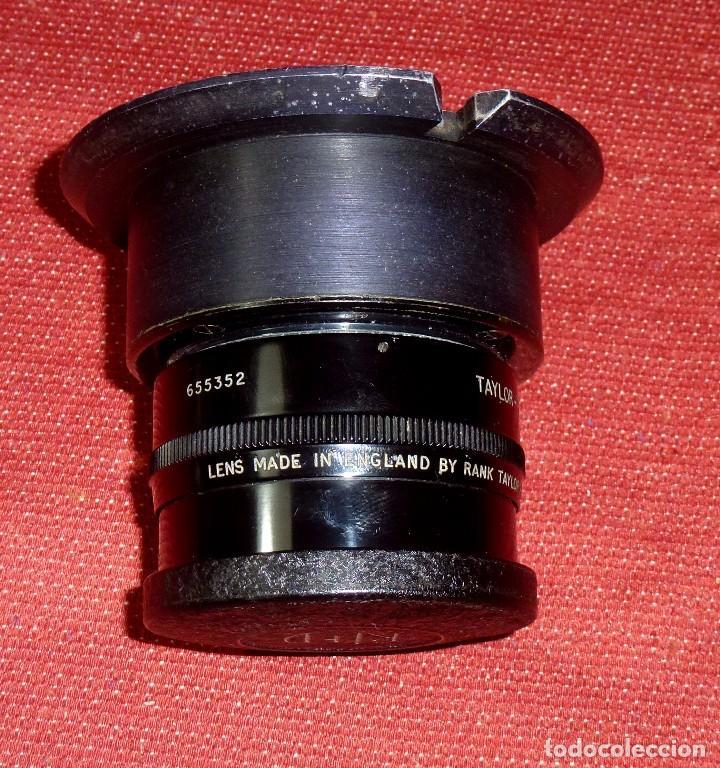 Cámara de fotos: Taylor Hobson Butal 9 3/4 Inch - F/8 Formato Grande. - Foto 3 - 207451558