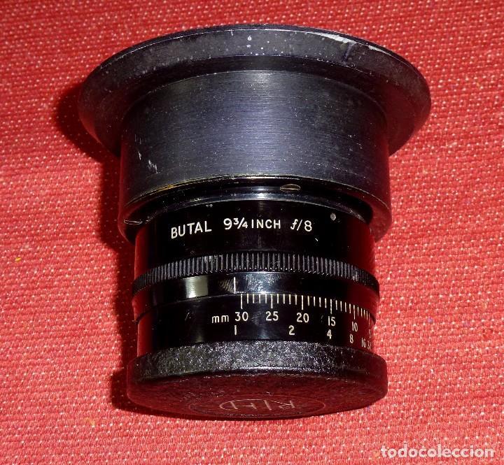 Cámara de fotos: Taylor Hobson Butal 9 3/4 Inch - F/8 Formato Grande. - Foto 4 - 207451558