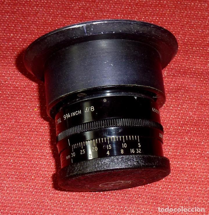 Cámara de fotos: Taylor Hobson Butal 9 3/4 Inch - F/8 Formato Grande. - Foto 5 - 207451558