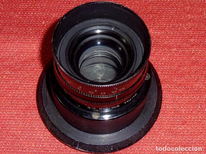 Cámara de fotos: Taylor Hobson Butal 9 3/4 Inch - F/8 Formato Grande. - Foto 7 - 207451558