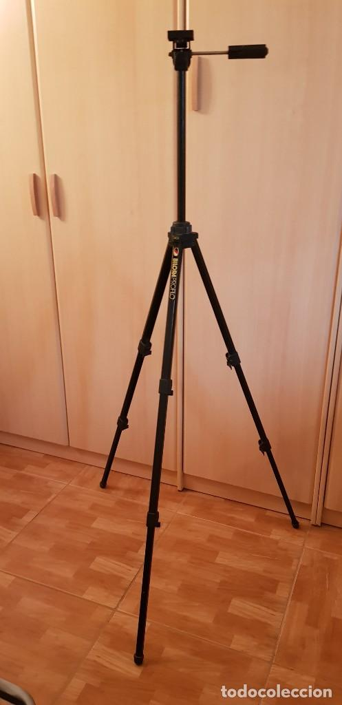 Cámara de fotos: Trípode Profesional Bilora-Profilo 6103 (ver descripción) - Foto 3 - 205264177
