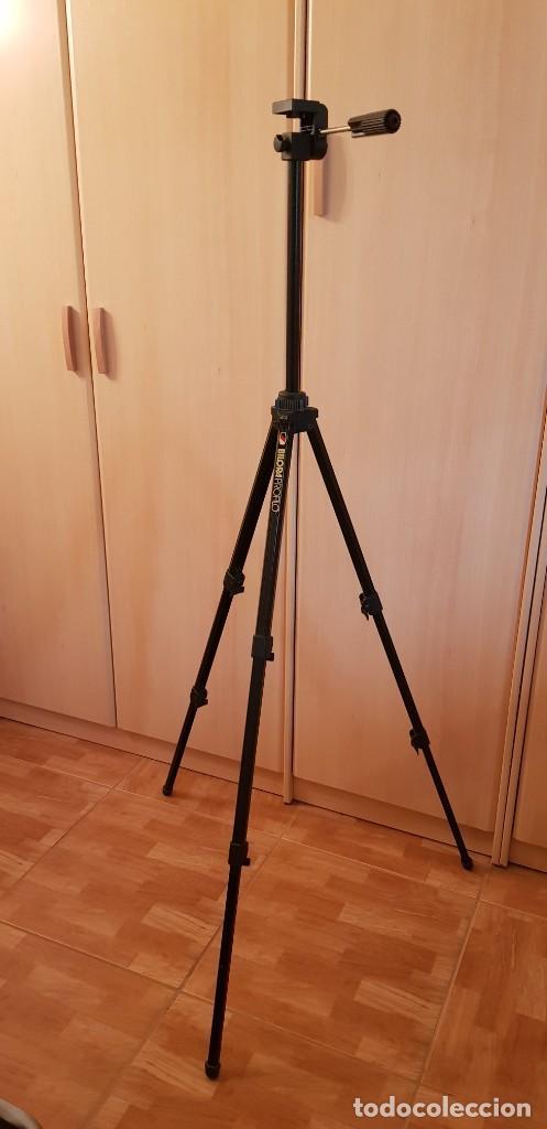 Cámara de fotos: Trípode Profesional Bilora-Profilo 6103 (ver descripción) - Foto 2 - 205264177