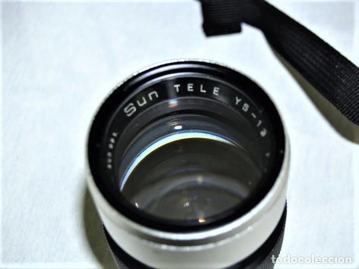 Cámara de fotos: Objetivo Sun Tele YS-13 - Foto 4 - 207766367
