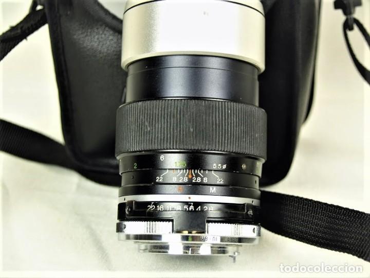 Cámara de fotos: Objetivo Sun Tele YS-13 - Foto 5 - 207766367