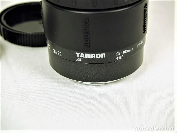 Cámara de fotos: Objetivo Tamron 28-105 mm - Foto 2 - 207770688