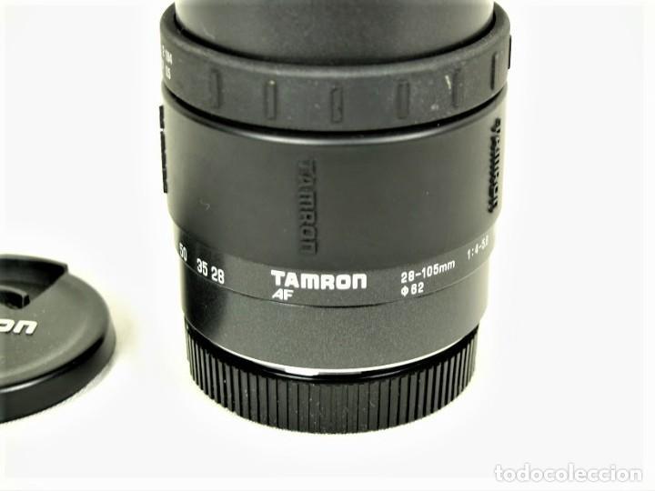 Cámara de fotos: Objetivo Tamron 28-105 mm - Foto 4 - 207770688