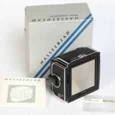 Cámara de fotos: HASSELBLAD A32 - CHASIS 220 - 6X4.5 CM - 32 FOTOS. Lote 208245415