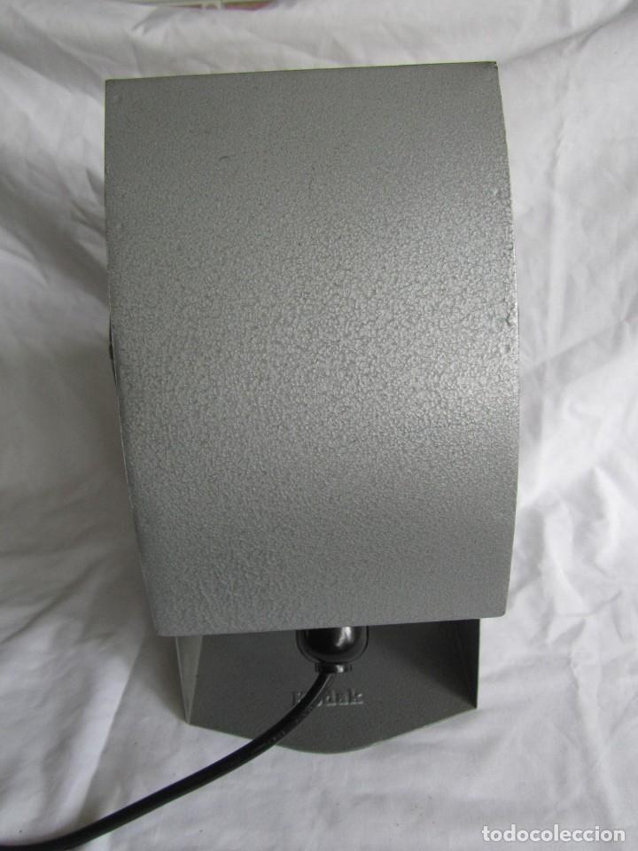 Cámara de fotos: Lámpara hierro galvanizado de filtro fotográfico Kodak Shafelight, funcionando - Foto 5 - 209629575