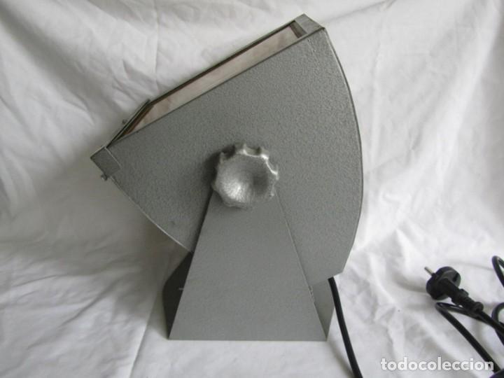 Cámara de fotos: Lámpara hierro galvanizado de filtro fotográfico Kodak Shafelight, funcionando - Foto 8 - 209629575