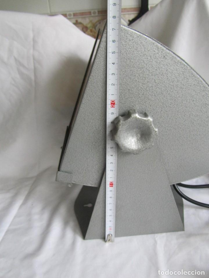 Cámara de fotos: Lámpara hierro galvanizado de filtro fotográfico Kodak Shafelight, funcionando - Foto 12 - 209629575